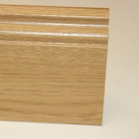 Skirting Oak 5""